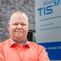 Mike Ahlmann - TIS Technische Informationssysteme GmbH - Bocholt