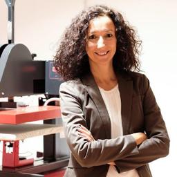 Odette De Pasquali - Lotus Transfer Press Solutions GmbH & Co. KG - Berlin