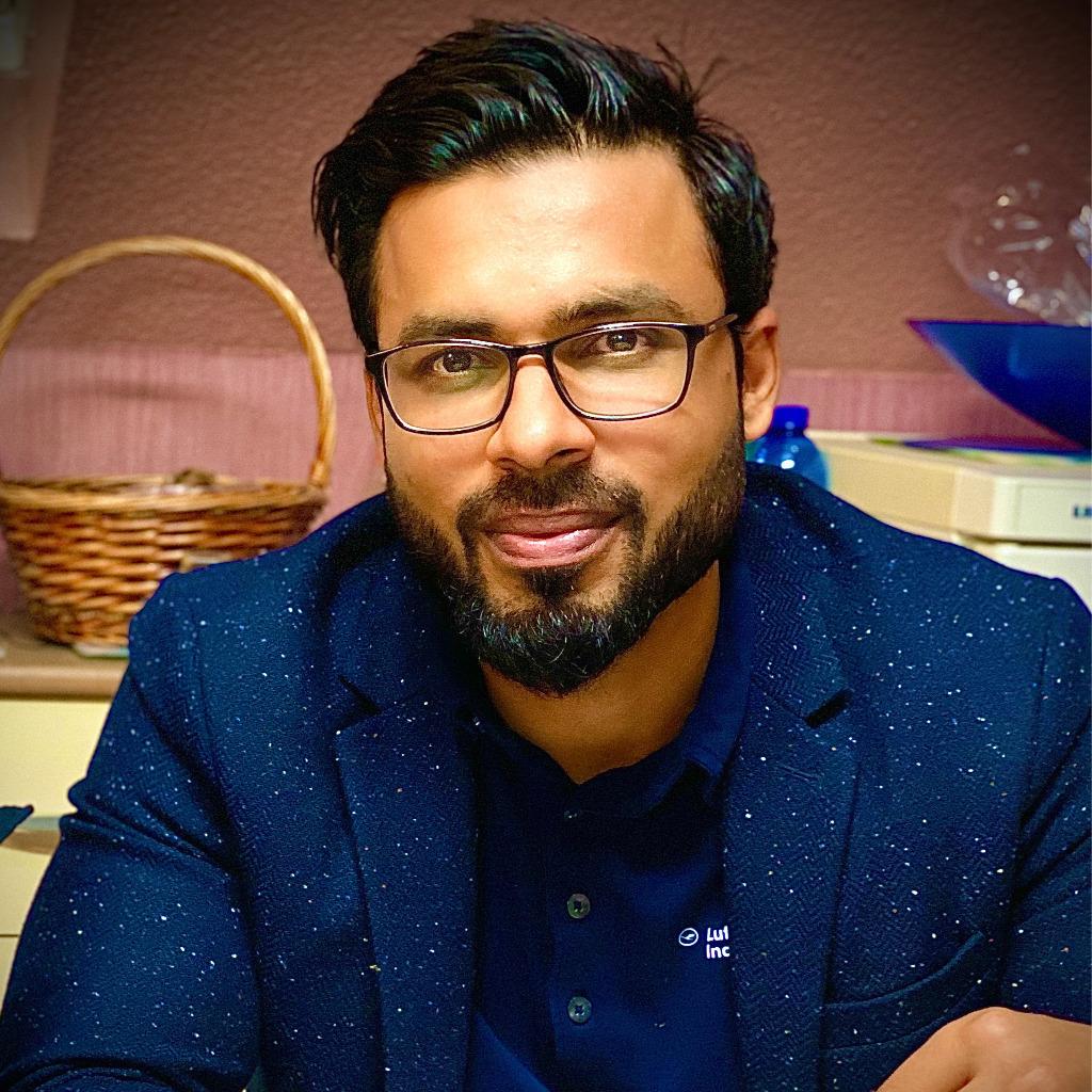 Muzamal Ahmed's profile picture