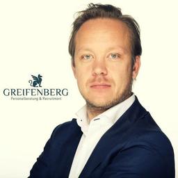 Eduard P.M. van den Brink - Greifenberg Personalberatung & Recruitment - München
