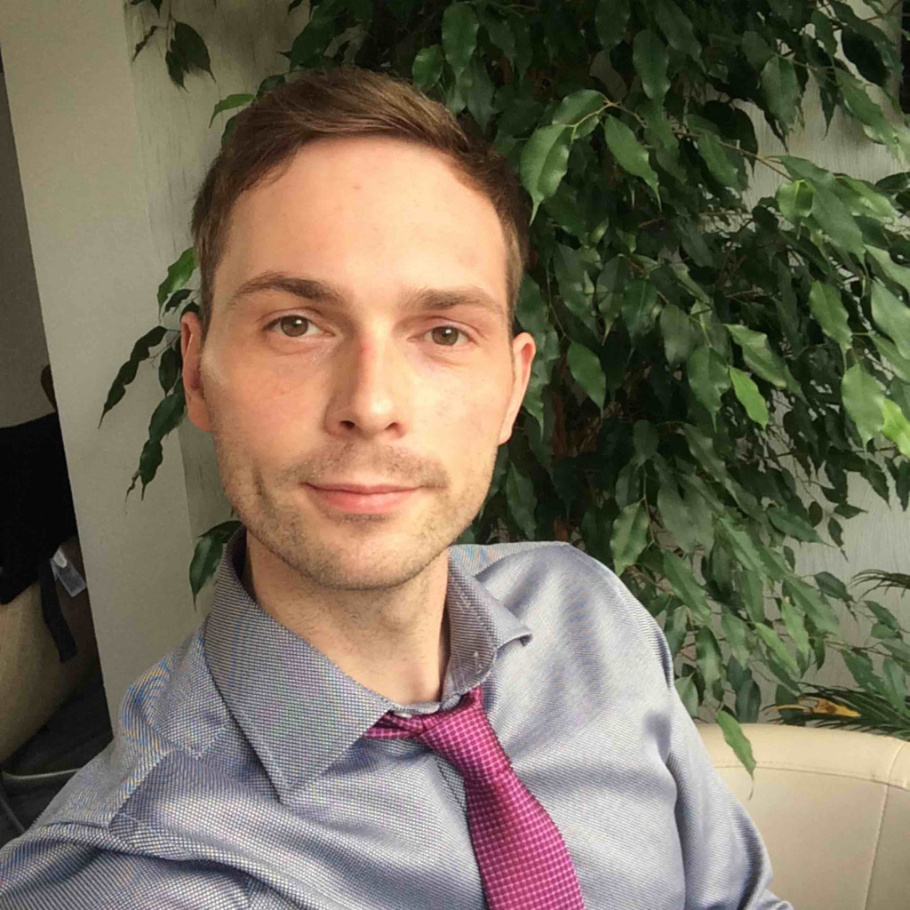Sven Rosenkranz - Maschinenbautechniker - KWS