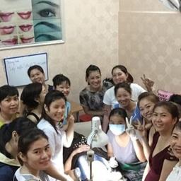 hoc phun xam - hoc phun xam tham my - Ho Chi Minh City