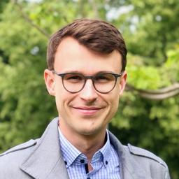 Vincent Patermann - IT-Dienstleistungszentrum Berlin - Berlin