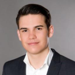 Luca-Stefan Winterle - Brownian Motion GmbH - Frankfurt am Main