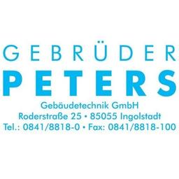 Gebr. Peters - Gebrüder Peters - Ingolstadt
