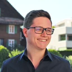 Fabian Künzle - Roche Diagnostics International AG - Rotkreuz