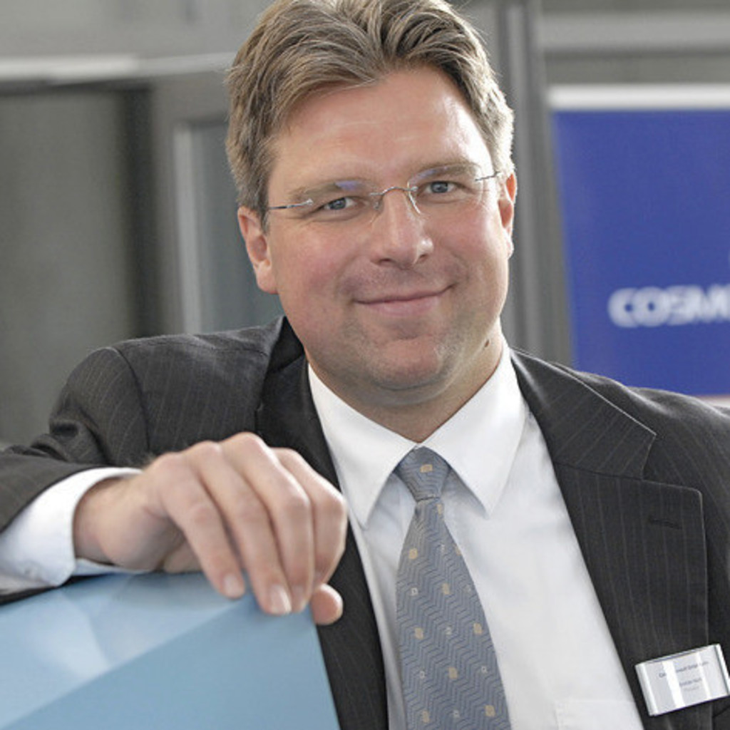 Christian koch presales consultant cosmo consult gmbh for Christian koch architekt