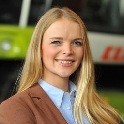 Corinna Vielmeyer - CLAAS - Harsewinkel