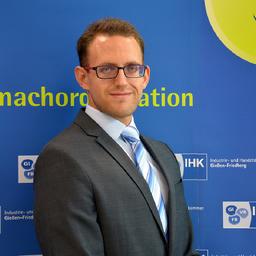 Christian Thiel - IHK Gießen-Friedberg - Friedberg