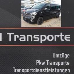 Sergej Konradi - Kleintransporte - Augsburg