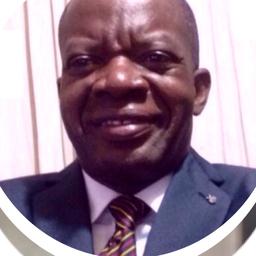 Jean Raymond Angonga - Présidence de la République - Brazzaville