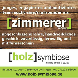Tobias Riempp - [holz]symbiose riempp gmbh & co. kg - Oberboihingen