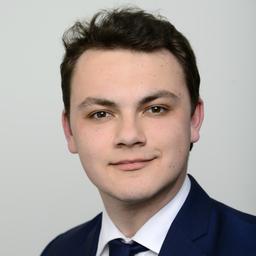 Philipp Schwartz Hafter Werkstudent Union Investment