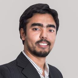 Syed Sadat Anwar - Universität Stuttgart - Berlin