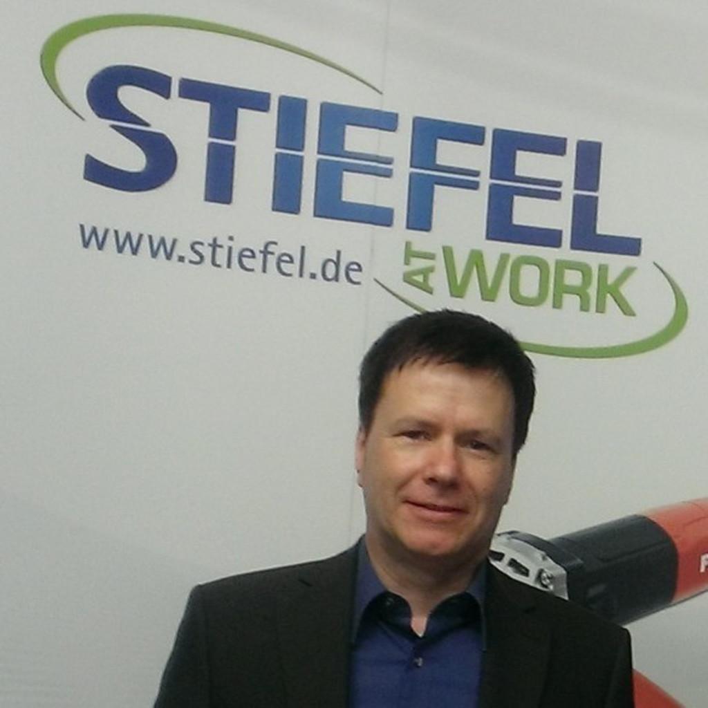 Jürgen Steinbach Handelsfachwirt Fritz Stiefel Industrie