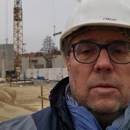 Dipl.-Ing. Jochen Meyer - Bau- und Projektleitung  J.Meyer - Nordhorn
