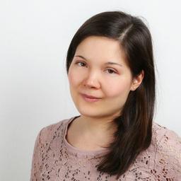 Michaela Chiaki Ripplinger