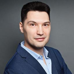 Eugene Pavlyuk - virtual solution AG - Unterföhring