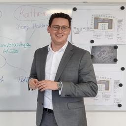 Timo Müller - Industrie Informatik GmbH - Ratingen