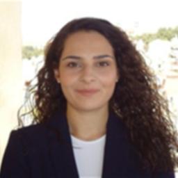 MARIA KYRIAKI G. LADOPOULOU - International Hellenic University - Thessaloníki