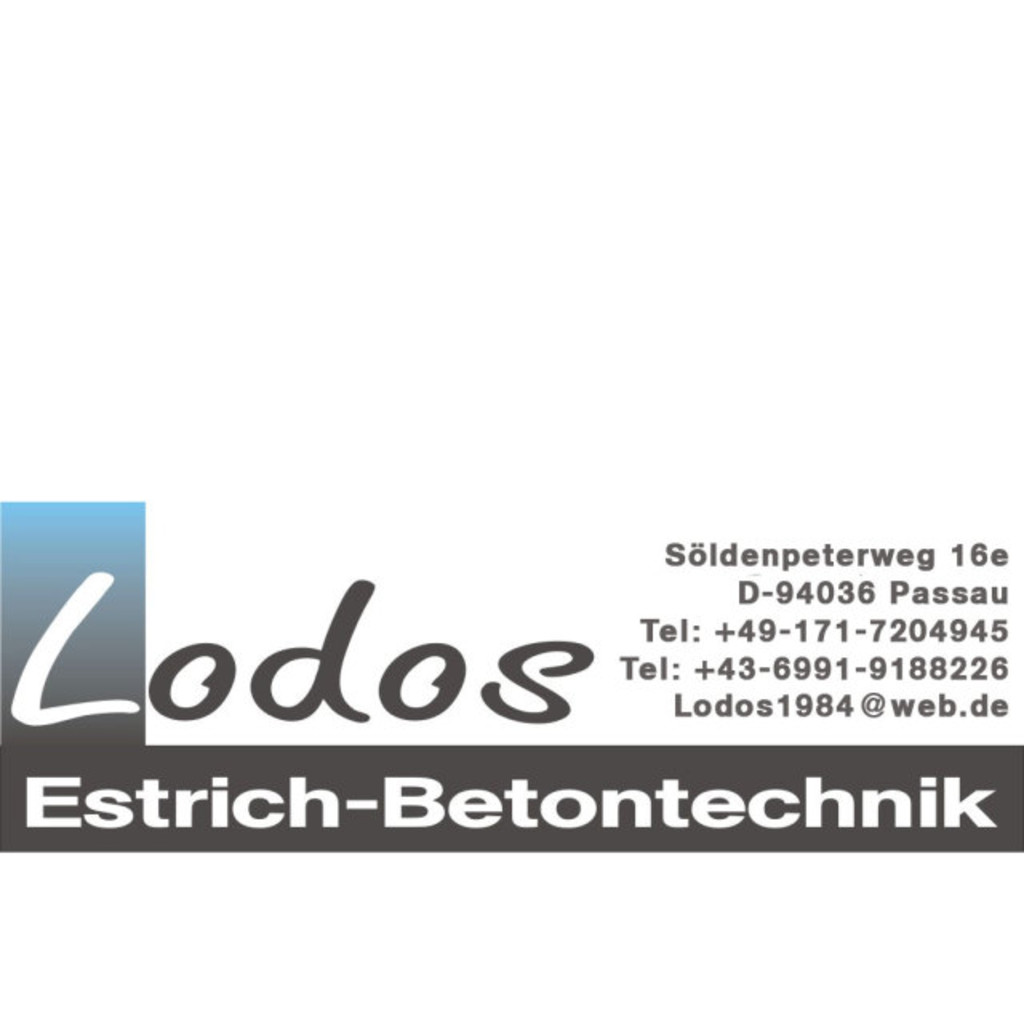 Lodos estriche bodenleger lodos estrich betontechnik for Innendekorateur hamburg