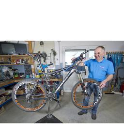 Martin Hofmann - Fahrrad - Bürgstadt
