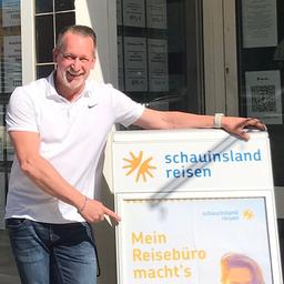 Alain Freeman - Reisecenter Lastminute Bergedorf - Hamburg