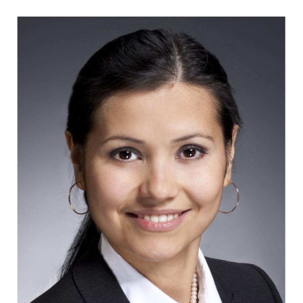 Gulzara Galimova-Rennalls's profile picture