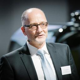 Markus Hochkirchen Leiter Diplomatic Sales Volkswagen