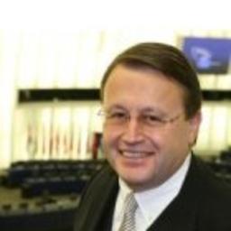 Dr. Paul Rübig - Europäisches Parlament - Brüssel