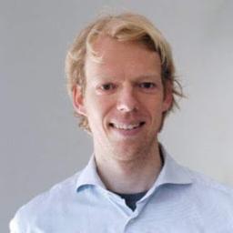 Fredrik Geers - Tangelo Software - Zeist