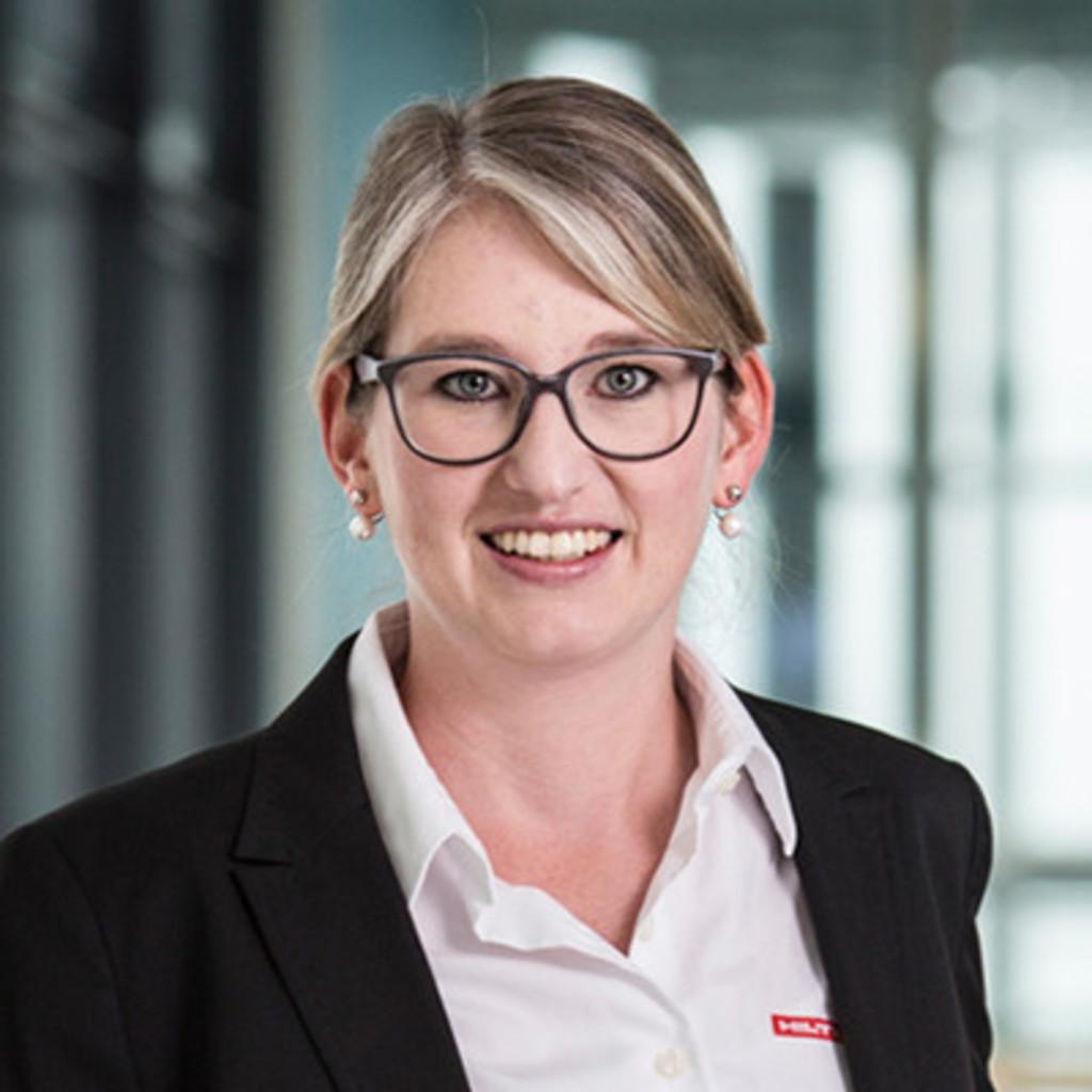 Julia Molitor Recruiting Specialist Hilti Deutschland Ag Xing