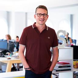 Jan Pautsch - Cogs Agency - Berlin