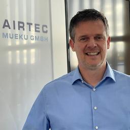 Patric Hering - AIRTEC MUEKU GmbH - Elsoff