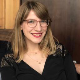 Chiara Iasenzaniro's profile picture