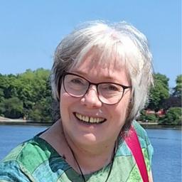 Annette Förg - fest in der Brandung stehen - Marburg