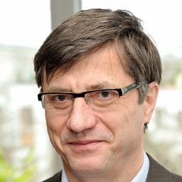 Prof. Dr. Martin Beckenkamp's profile picture