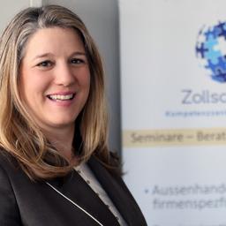 Claudia Feusi - ZFEB+ | Ihr strategischer Partner für Freihandelsabkommen & Zollrechtsfragen - Oberglatt