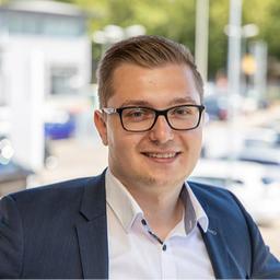 Dominik Hartmann - Auto Thomas Firmengruppe - Bonn