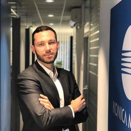 Sven Otto - Konica Minolta Business Solutions Deutschland GmbH - Mülheim a.d. Ruhr
