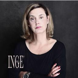 Ines (INGE) Gebhardt  #ingeberlin - Sunburst Studio / Mietstudio - Berlin
