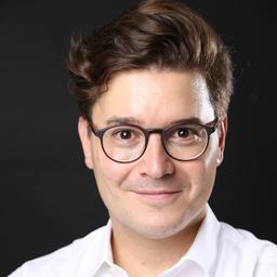 Florian Schmitz - Mercuri Urval GmbH - Wiesbaden