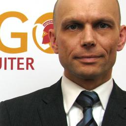 Christopher ' Funk - Xenagos - Personalberatung für Vertrieb,  The Sales Recruiter - Frankfurt am Main