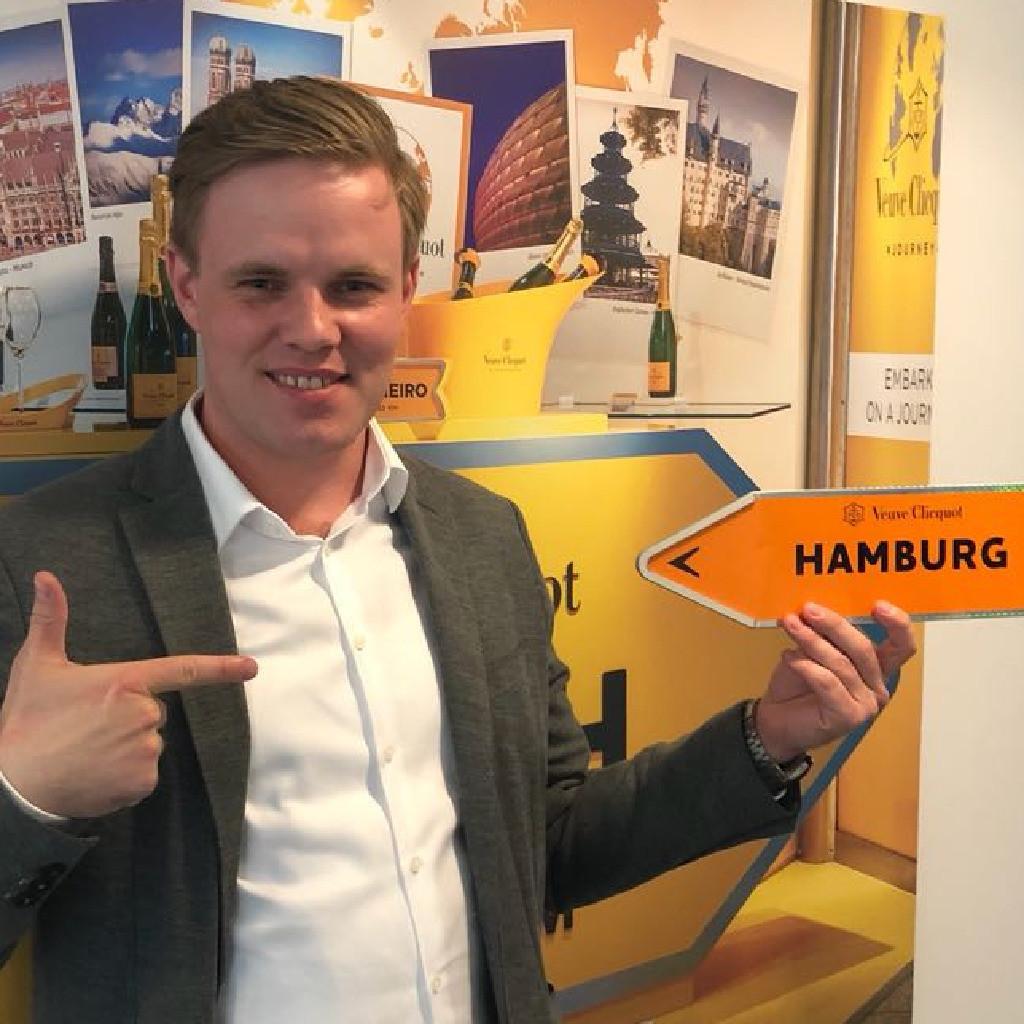 Fabian Dorow - Sales Specialist - Moët Hennessy Deutschland GmbH   XING