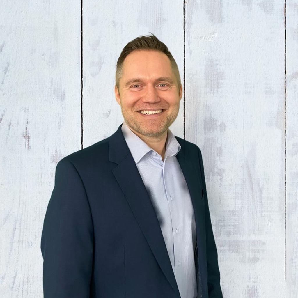 Danny Hoelzke - Gebietsleiter Mitte Business & Industrie