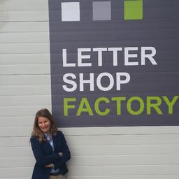 Heike Herrmann - ZAD Lettershop Factory GmbH - Dortmund