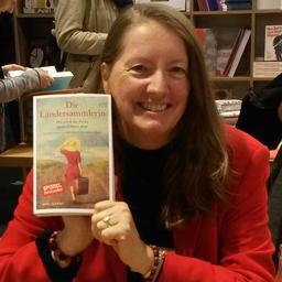 Nina Sedano - Bücher 'Die Ländersammlerin' +  'Happy End' - Frankfurt