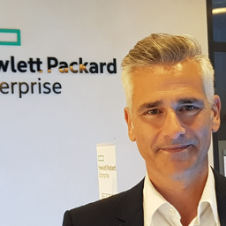 Martin Kiefer - Hewlett Packard Enterprise - Böblingen