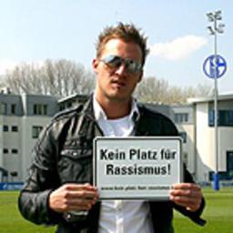 Kris Rudolf - Querformat , ZICO - Frankfurter Fußball-Magazin, Kein Platz für Rassismus! e.V. - Frankfurt am Main