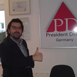 Dr Mustafa Demirhan - President Dental Gmbh - Münih